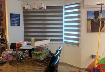 Layered Shades in Brea | Yorba Linda Blinds & Shades, LA